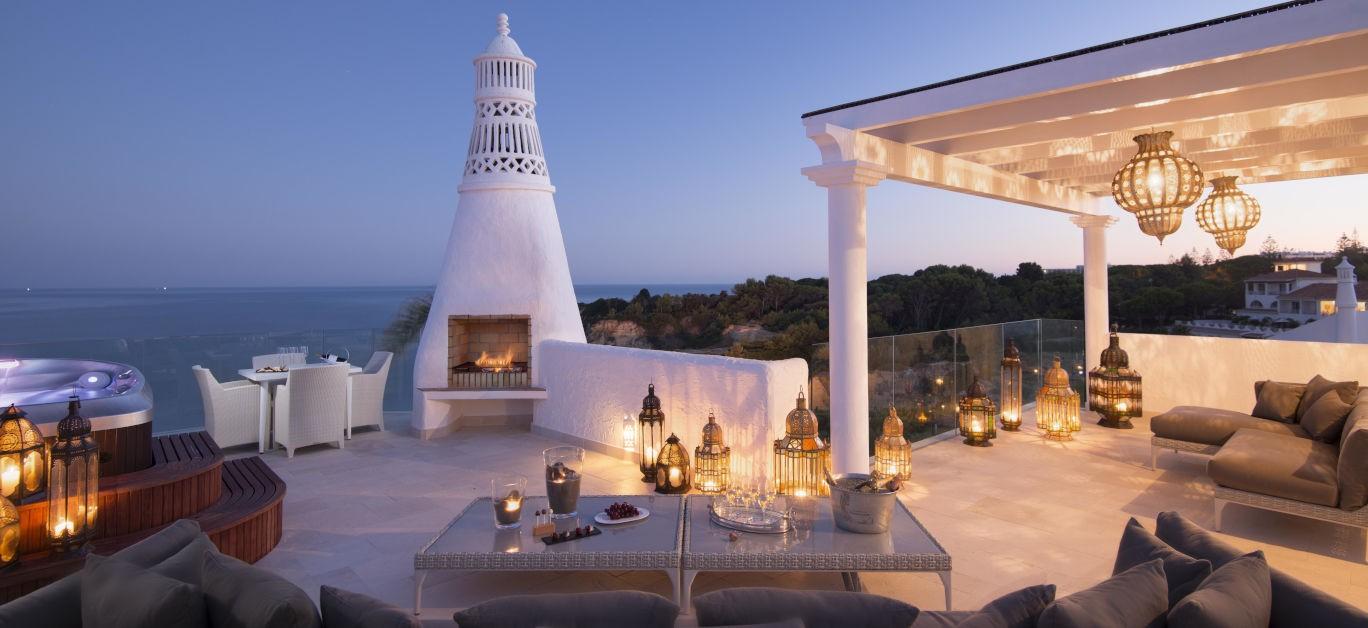 VILA VITA Parc, Porches, Algarve In Portugal / BY INA YULO STUVE  / Luxury Lifestyle Magazine / U.K